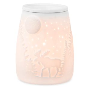 Starry Front Moose Scentsy Warmer