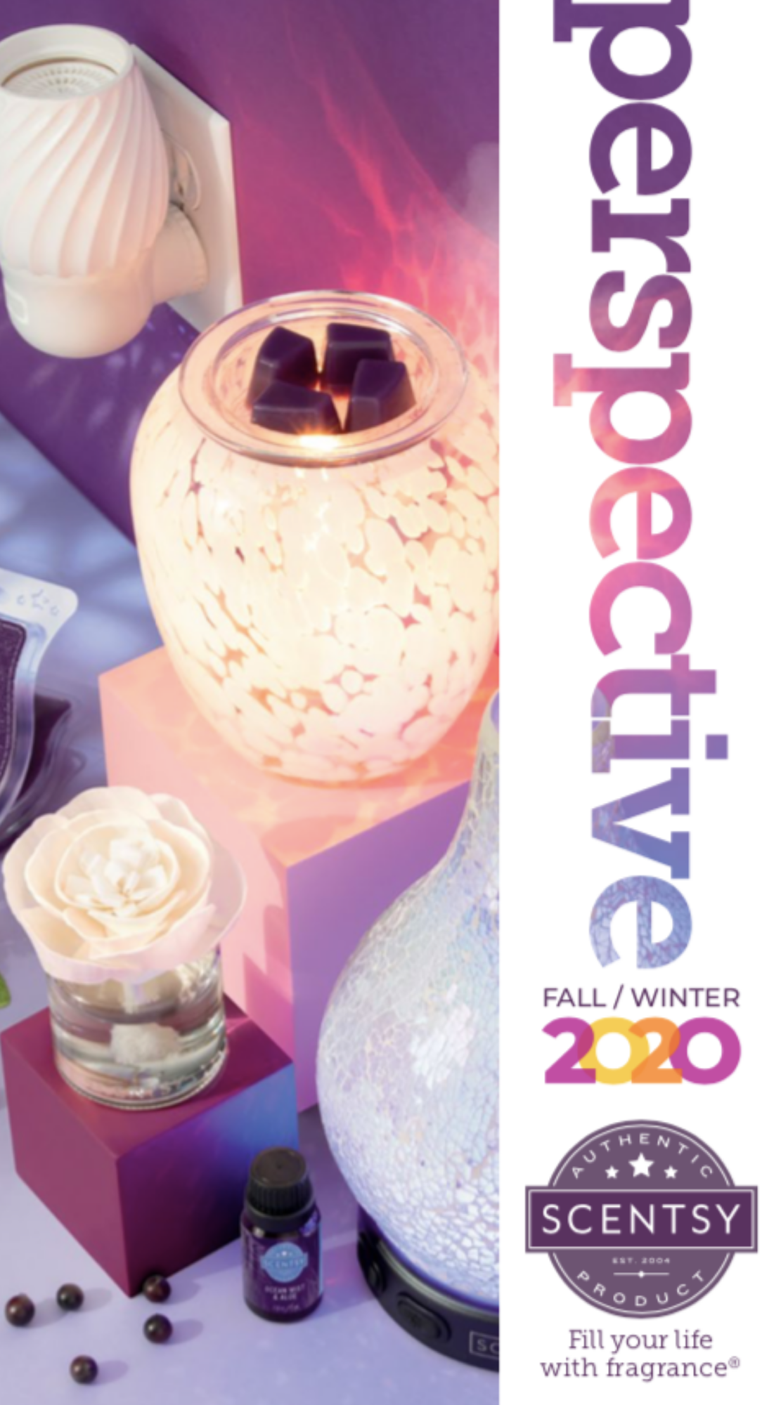 Scentsy Fall 2020 Catalog