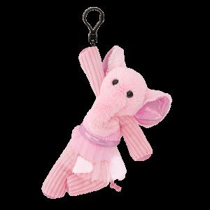 Allegra Pink Elephant Scentsy Buddy Clip