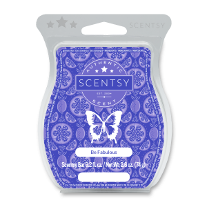 Be Fabulous Scentsy Wax Melt