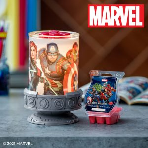 Marvel Scentsy Warmer