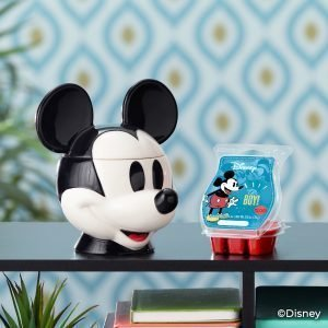 Scentsy Mickey Mouse Head Warmer