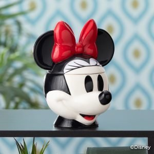 Minnie Mouse Head Scentsy Warmer