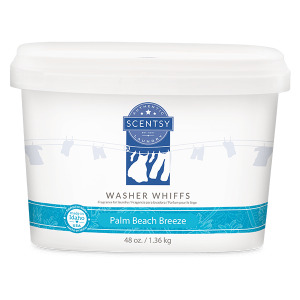 Palm Beach Breeze Scentsy Washer Whiff Tub