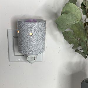 Paloma grey Scentsy Plug In Warmer