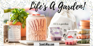 Scentsy Garden Wax