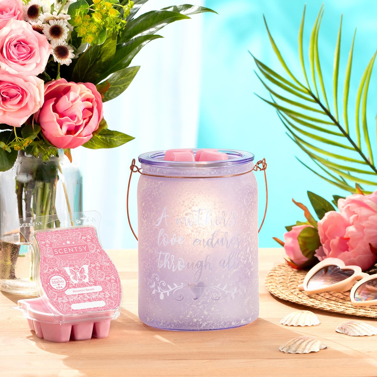 Scentsy Mothers Day Candle Burner