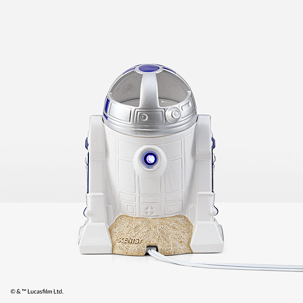 Scentsy R2D2 Projector