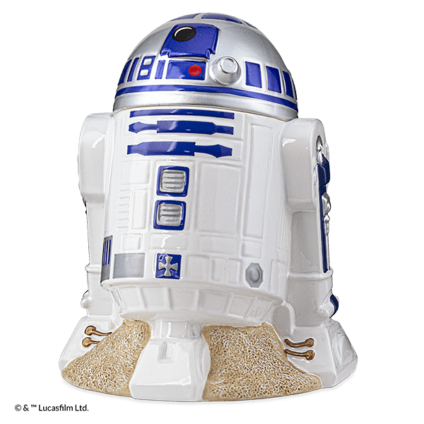 Scentsy R2D2 Warmer