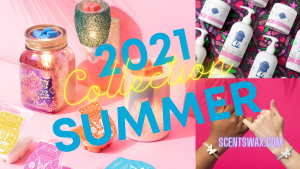 2021 Scentsy Summer Collection