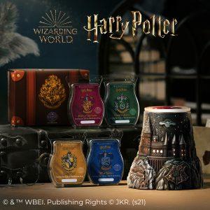 Scentsy Harry Potter Hogwarts Wax Melts Burner