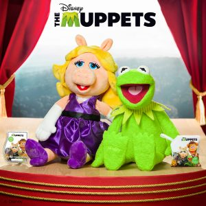 Scentsy Muppets Kermit Ms Piggy