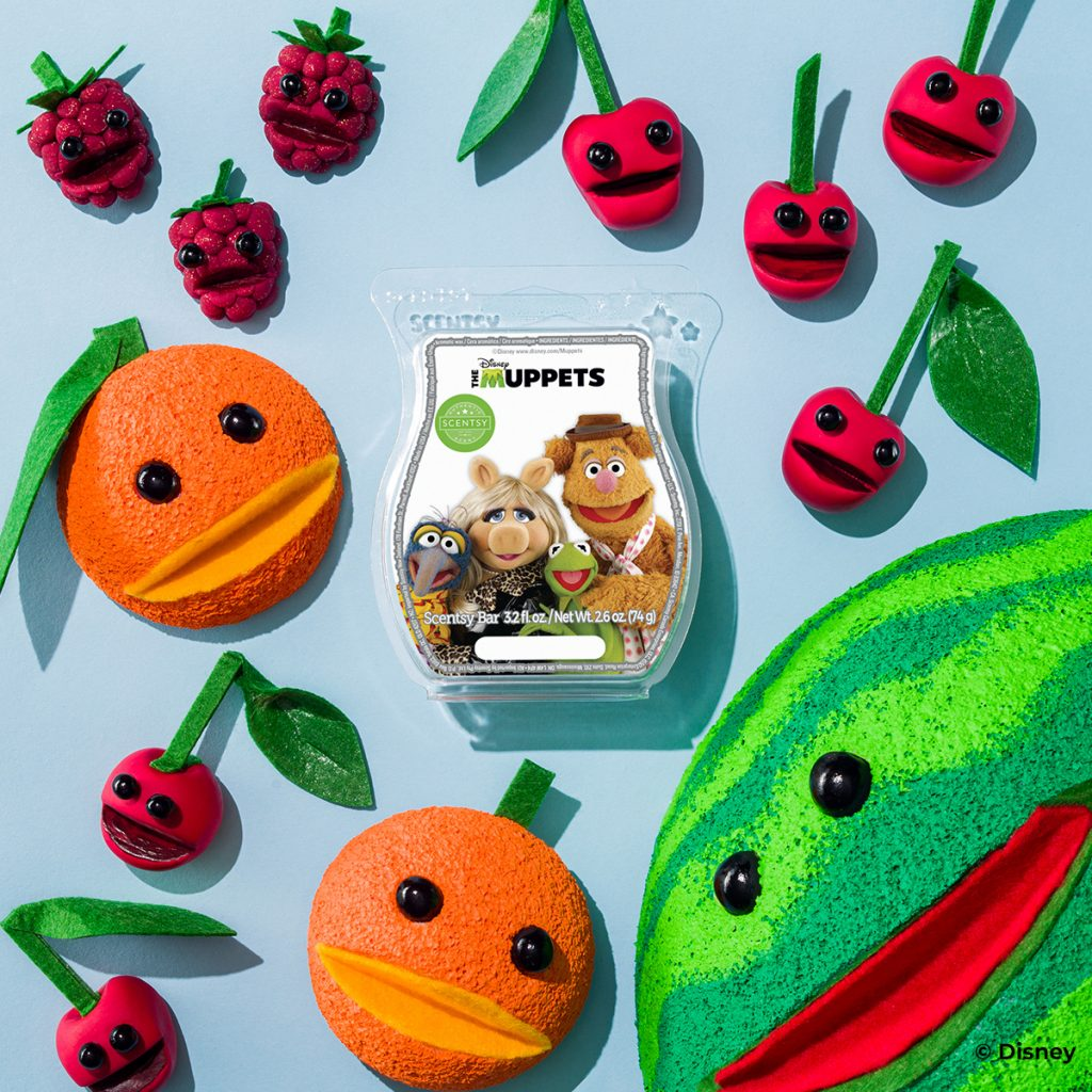 Scentsy Muppets Wax Melts
