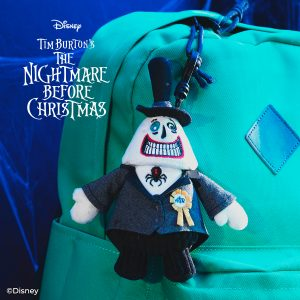 The Mayor Scentsy Buddy Clip Nightmare Before Christmas