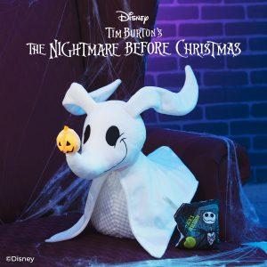 Zero Scentsy Nightmare Before Christmas