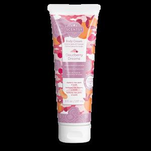 Scentsy Cloudberry Dreams Body Cream