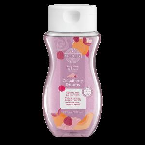 Scentsy Cloudberry Dreams Body Wash
