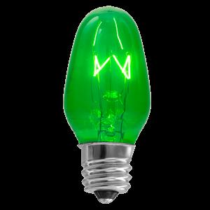 Scentsy Bulb 15 Watt Green