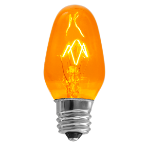 Scentsy Bulb 15 Watt Orange