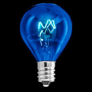 Scentsy Bulb 20 Watt Blue