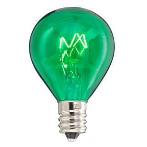 Scentsy Bulb 20 Watt Green