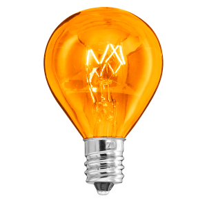 Scentsy Bulb 20 Watt Orange
