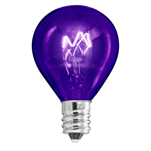 Scentsy Bulb 20 Watt Purple