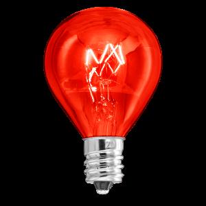 Scentsy Bulb 20 Watt Red