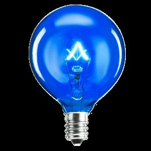 Scentsy Bulb 25 Watt Blue