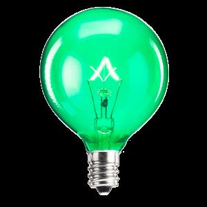 Scentsy Bulb 25 Watt Green