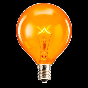 Scentsy Bulb 25 Watt Orange