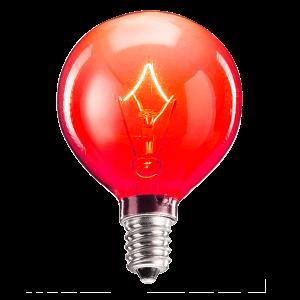 Scentsy Bulb 25 Watt Red