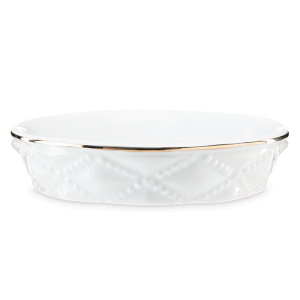 Scentsy Diamond Milk Glass Dish