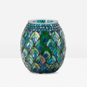 Scentsy Flaunt Your Feathers Warmer