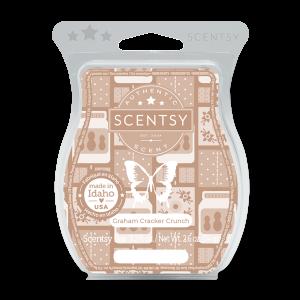 Scentsy Graham Cracker Crunch Wax Melt Bar