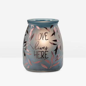 Scentsy Love Lives Here Warmer