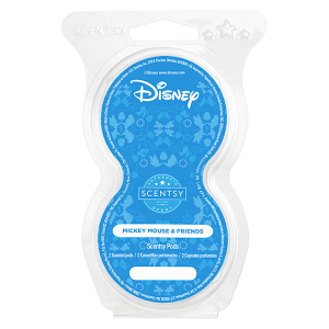 Scentsy Mickey Mouse & Friends Pod Twin Pack