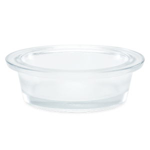 Scentsy Small Clear Glass Dish