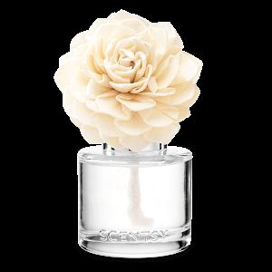 Scentsy Very Snowy Spruce Darling Dahlia Fragrance Flower