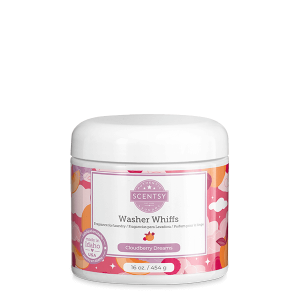 Scentsy Cloudberry Dreams Washer Whiffs