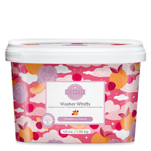 Scentsy Cloudberry Washer Whiffs Large Tub
