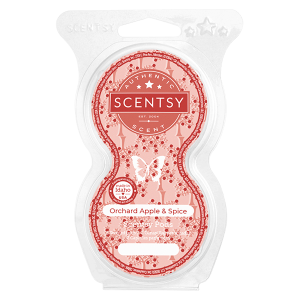 Scentsy Orchard Apple & Spice Twin Pod Pack