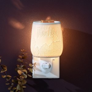Scentsy So Very Thankful White Plug In
