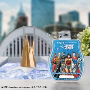 DC Justice League™ – Scentsy Bar Wax Melts
