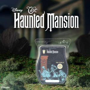 Disney The Haunted Mansion Three Thumbs Up Scentsy Wax Melts Bar