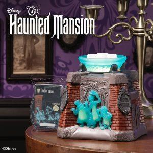 (New) Disney Haunted Mansion Scentsy