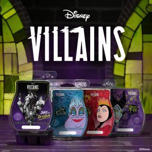 Scentsy Villains 2021 Wax Melts