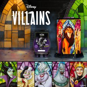 Scentsy Villains 2021 Scar