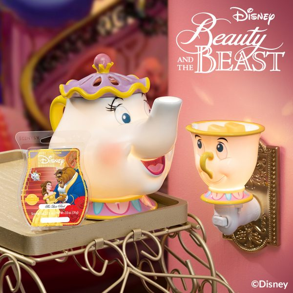 Scentsy Beauty and the Beast collection