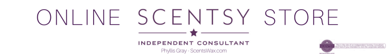 Scentsy approved logo